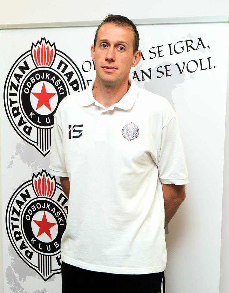Ivan Steljić OK Partizan